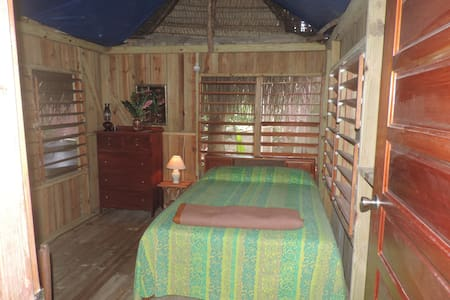 Garden thatched room - San Antonio