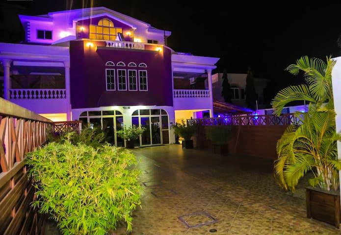Hotel Villa Les Orchidées - Chambre Classique