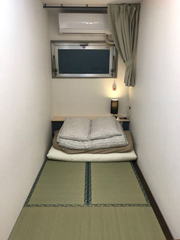 Private Room with desk★long stay discount★3mins JR