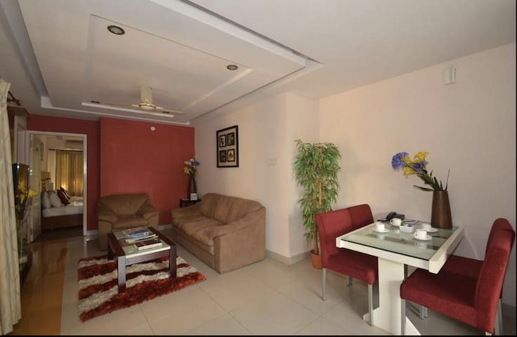 Service Apartment in Bommasandra, Bangalore-BOMGC1