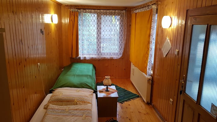 Small private studio
