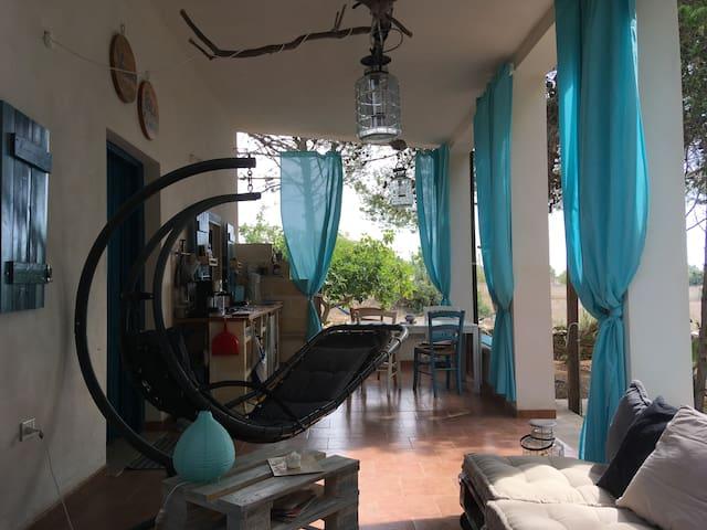 Villino Philu -einfach Entspannen