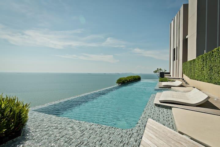 Dasiri Baan Plai Haad PREMIUM - Muang Pattaya - Condomínio