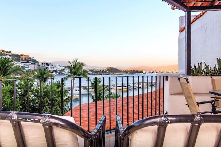 CONDOMINIO PUERTO LAS HADAS - Manzanillo - Apartament