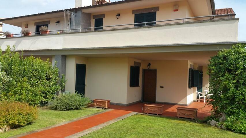 Villa vicino Roma - Monterosi