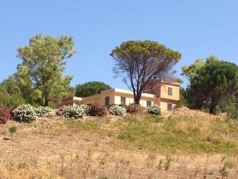 Sant 'Onofrio: tussen natuur en kunst