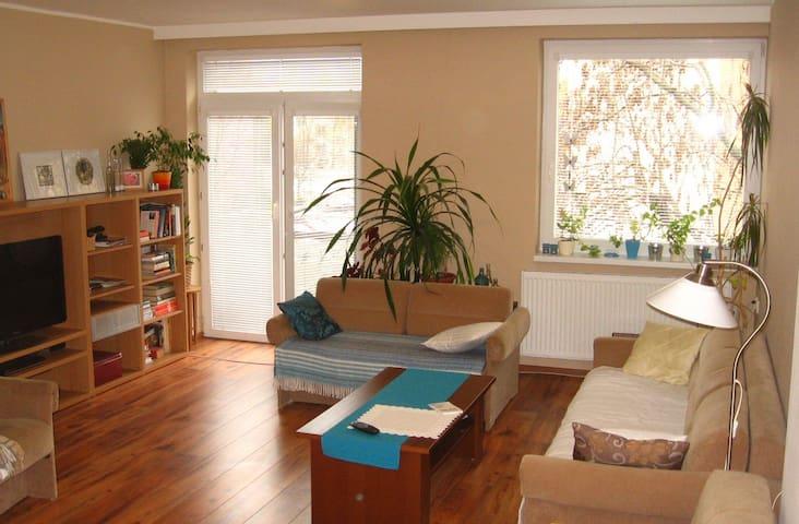 great flat Šamorín near Bratislava; pekny 3i byt - Šamorín - Apartamento