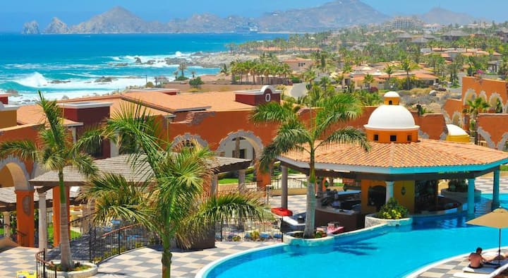 BEST 1-BR OCEAN VIEW STUDIO IN CABO SAN LUCAS