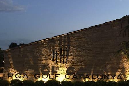 PGA Golf Resort de Catalunya - Caldes de Malavella - Hus