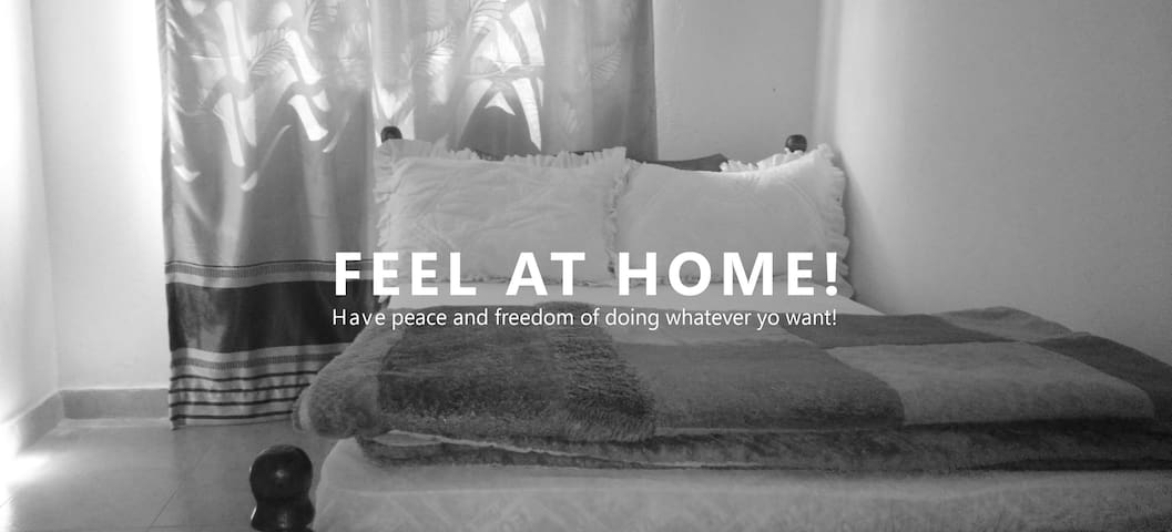 Feel at Home! - Kampala - Apartmen