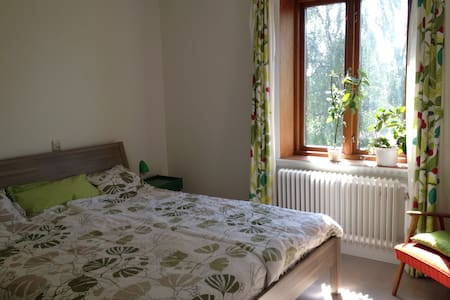 Central Lund, Lovely Rooms in House with Garden - Lund - Villa