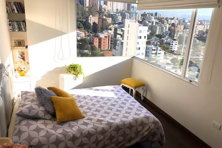 Beautiful bedroom near everything, great view