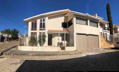 Boa Esperança (MG), luxury vila with lake view