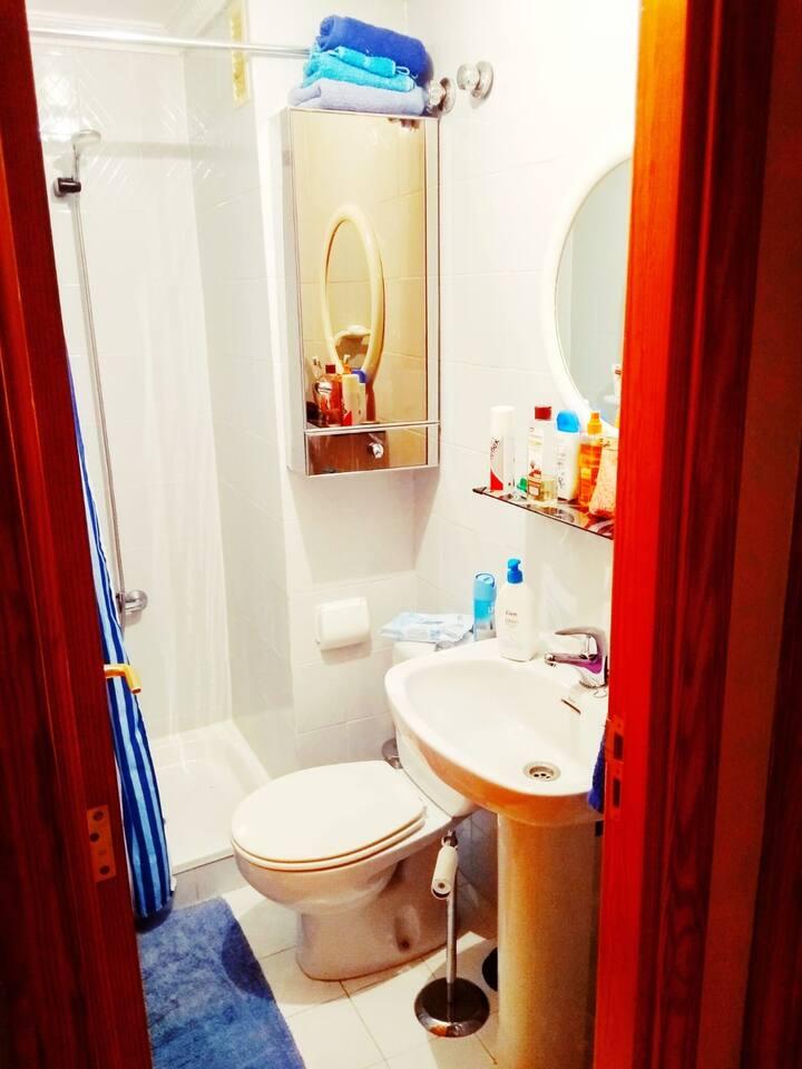 Acogedor habitación/ private room