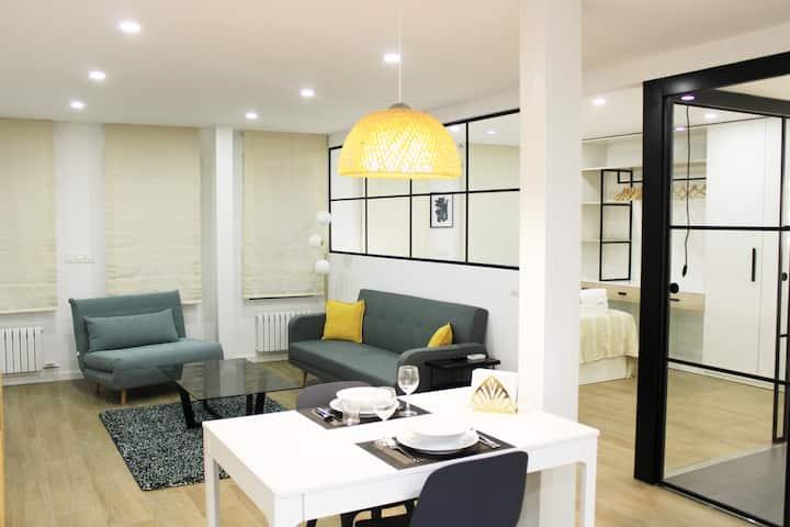 Exclusivo apartamento a metros del Pilar