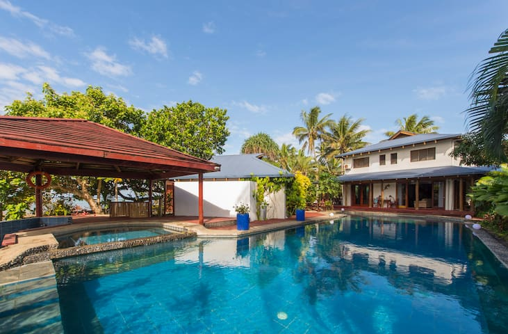 The Private Residence- Exclusive Beachfront Resort