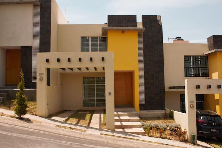 casa privada Conde Santiago de la Laguna