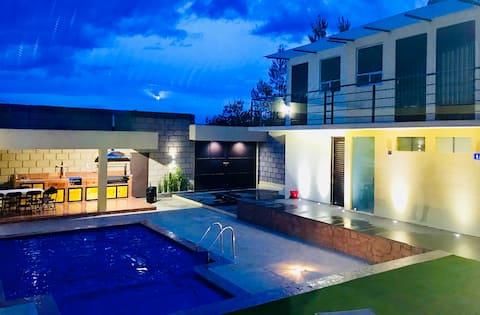LOS ARCOS ea Roaster, pool at 5 min Magic Acculcus