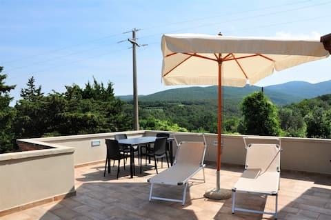 casa vacanze Bolgheri (Toscana)