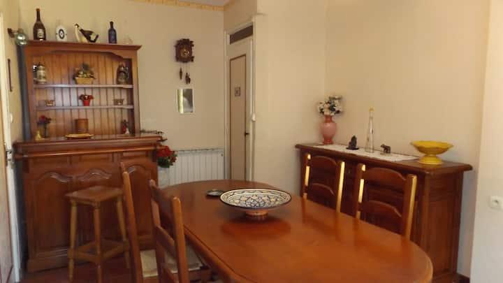 Gîte pour 6 personnes à Codognan