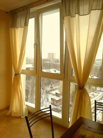Апартаменты бизнес класса - Ивантеевка