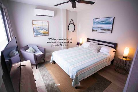 Cove Studio NAGS HEAD Waterfront Community