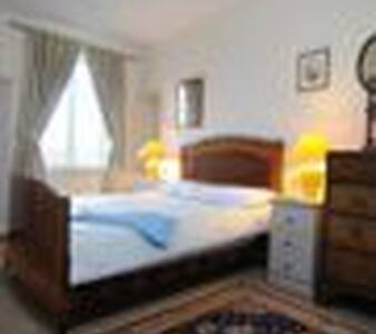 Comfortable 'Maison de Maitre', sleeps 11 - Roullours - House - 1