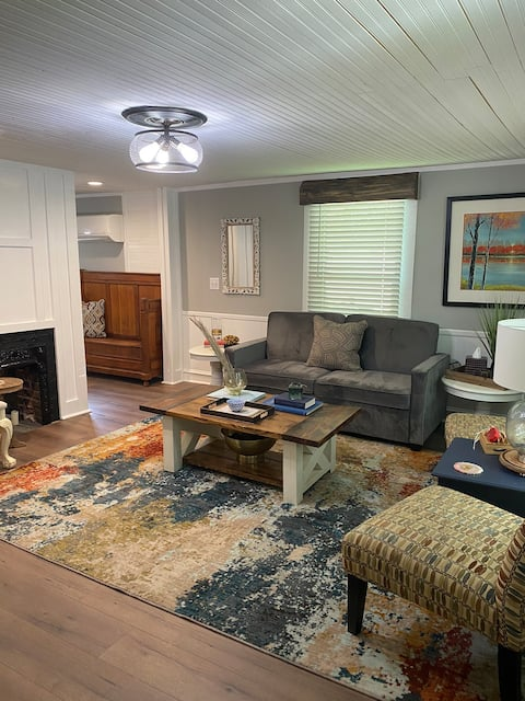 Cottage on Carter B: Downtown Lincolnton