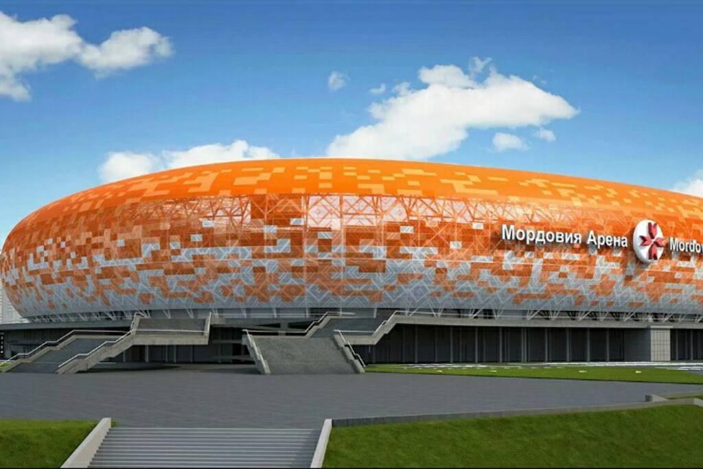 Стадион Мордовия Арена | Mordovia Arena Sportin