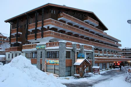 Cosy and functionnal, at the foot of ski slopes - L'Alpe d'Huez