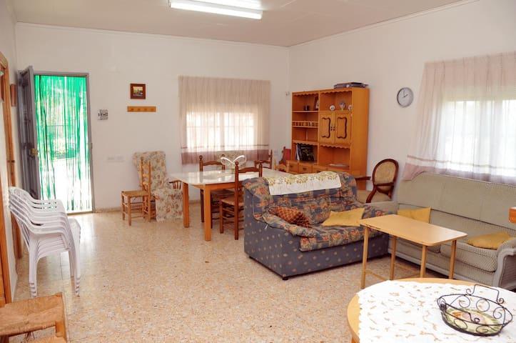 Casa en Les Foies, Montaña y Naturaleza - Simat de la Valldigna - Casa