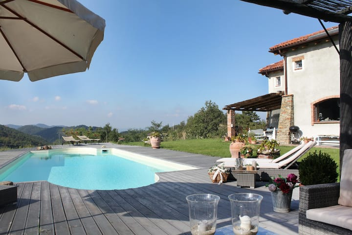 Amazing Villa for fantastic holidays!Unique place