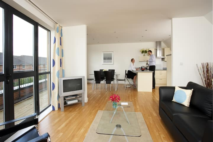 SACO Derby Two Bedroom Apartment