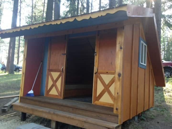 Adirondack Cabin - Reindeer