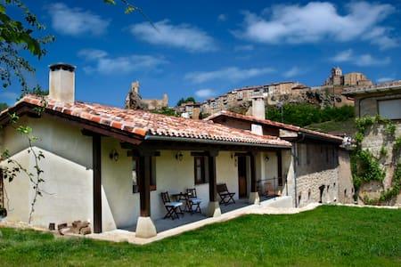 La Era de Vadillo, Casa Rural en Frías, Burgos - Frías - Rumah