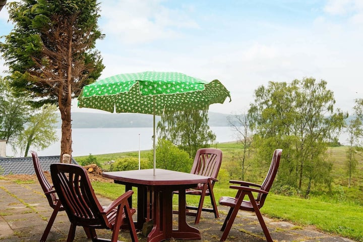 Cosy Holiday Home in Børkop with Terrace