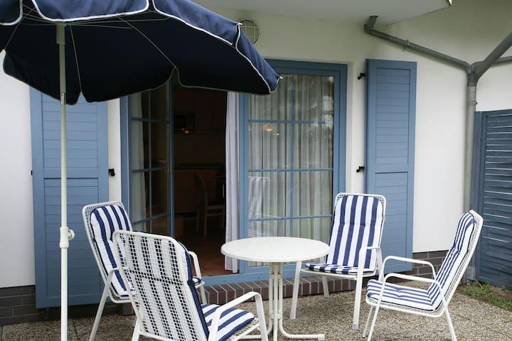Logement joliment meublé à proximité de la plage