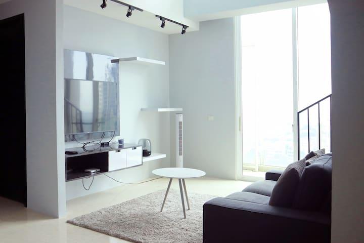 Modern & Luxury Loft @ Satu8 Residence, Jakarta