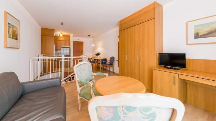 Residenz Südwesthörn, (Norderney), Ferienwohnung Typ A, 62qm, 2 Schlafzimmer, max. 4 Personen