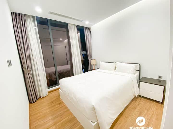 Căn hộ hai phòng ngủ tại Vinhomes Metropolis