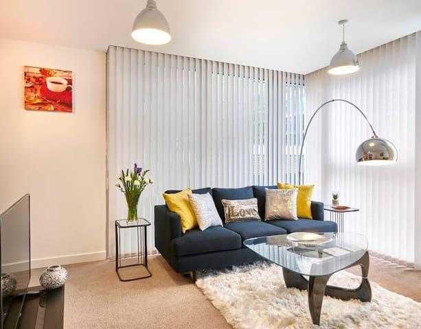 The HubMK: 1 Bedroom apartment