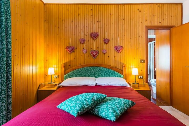 Un romantico soggiorno. Abetone4