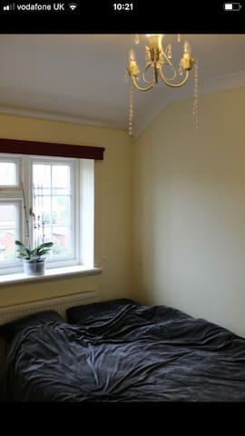 Double room in a spacious house