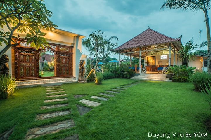 Dayung Villa Nusa Lembongan B&B
