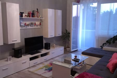 Nice and big 2-room flat in a great location - Nitra - Daire