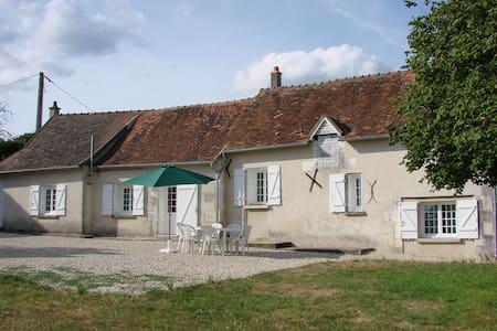 La maison de biais - Châtillon-sur-Indre - Talo