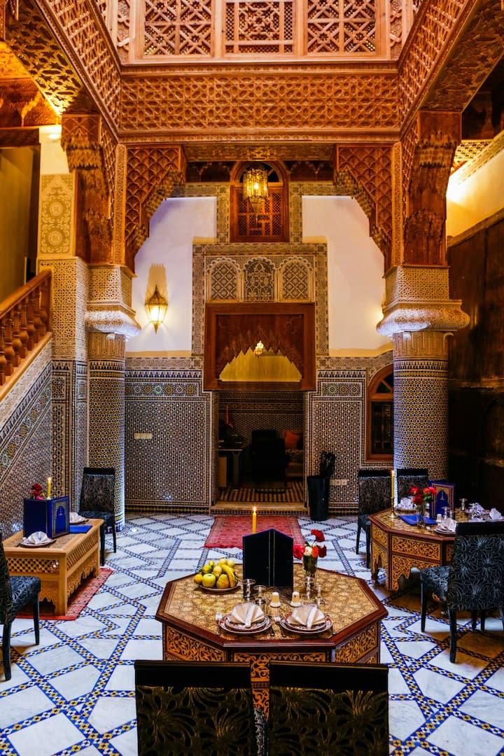 Riad Al Fassia Palace