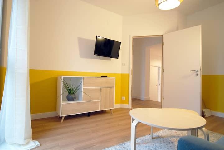 Cosy BNB, logement indépendant, wifi, parking