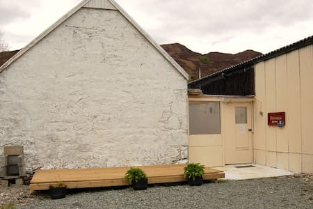 Whitefalls Retreats Bunkhouse -Twin - Highland - Overig