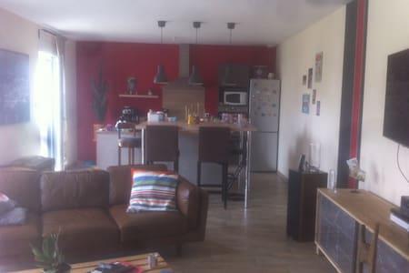 Maison au pays d'aleth - Saint-Jouan-des-Guérets - Lejlighed